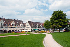 Freudenstadt in Black Forest Stock Photography