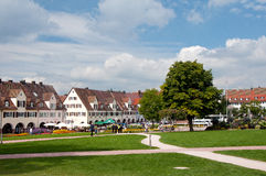 Freudenstadt - Health resort in Black Forest Stock Photography