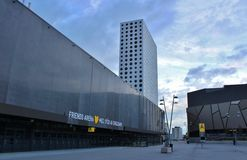 Freund-Arena lizenzfreie stockfotografie