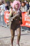 Freund-Mannlack-läufer 2012 des Fischers Stockbild