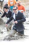 Freund-Mannlack-läufer 2012 des Fischers Lizenzfreies Stockbild