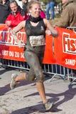 Freund-Mannlack-läufer 2012 des Fischers Lizenzfreie Stockfotografie