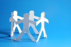 Freunde und Freundschaft Lizenzfreies Stockbild