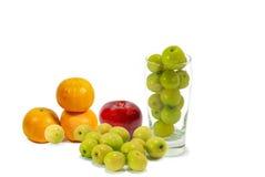 Freundliche Frucht, Mischfrüchte Lizenzfreies Stockbild