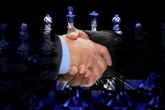 Freundliche Konkurrenz Lizenzfreie Stockbilder