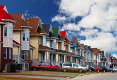Freundliche Nachbarschaft lizenzfreie stockfotografie