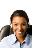 Freundlicher Kundendienst Lizenzfreies Stockfoto
