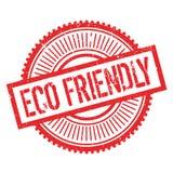 Freundlicher Stempel Eco vektor abbildung