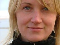 Freundliches Gesicht Lizenzfreies Stockfoto