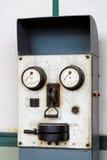 Freundliches Maschinen-Gesicht Lizenzfreies Stockfoto