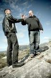 Freundschaft Lizenzfreies Stockfoto