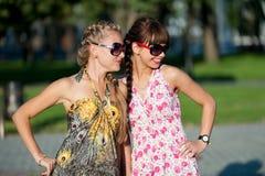 Freundschaft stockfotografie