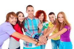 Freundschaft Lizenzfreie Stockfotos