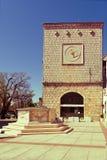 Freux de ville de Krk, Croatie Images libres de droits