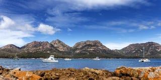 Freycinet塔斯马尼亚澳大利亚 免版税库存图片