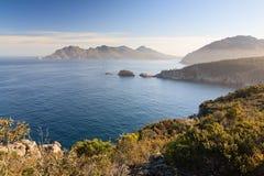 Freycinet国家公园塔斯马尼亚岛 库存图片
