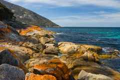 Freycinet beach Stock Image