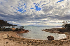 Freycinet Honeymoon Day Stock Photography