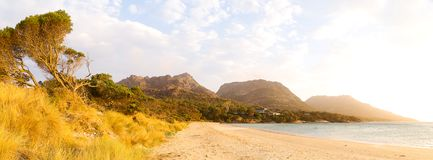 Freycinet Lodge Royalty Free Stock Photo