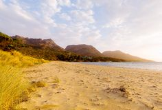 Freycinet Lodge royalty free stock photography