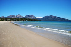 Freycinet National Park in Tasmania Royalty Free Stock Photos