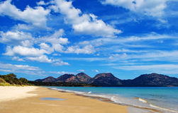 Freycinet National Park in Tasmania royalty free stock photography