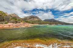 Freycinet National Park Tasmania Royalty Free Stock Images