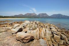 Freycinet NP, Tasmania, Australia Stock Photos