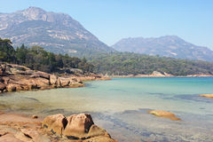 Peninsula Freycinet, Tasmania, Australia Stock Photo