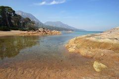 Freycinet NP, Tasmania, Australia Stock Images