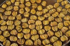 Freza del salmonete Fotos de archivo libres de regalías