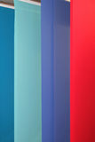Färglegitimationshandlingar Arkivfoton