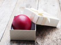 färgrika östliga ägg Arkivbilder