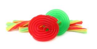 Färgrika sötsaker Royaltyfri Bild