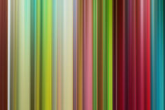 Färgrika vertikala linjer Royaltyfri Foto