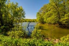 Frühling in Iowa Lizenzfreie Stockbilder