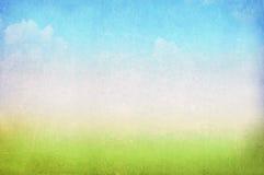 Frühling, Sommerhintergrund Lizenzfreie Stockbilder