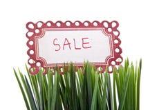 Frühlingsverkauf Stockfoto