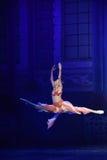 """Fri och ohämmad Nights†för balett""""One tusen och en  Royaltyfri Fotografi"""