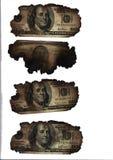 Fri van dollars stock afbeelding