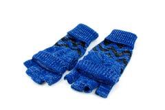 fria handskepar för finger Royaltyfri Foto