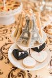 Friandise de mariage vivante Photo libre de droits