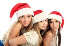 Friands santa Royalty Free Stock Photos