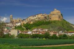 Frias城堡 免版税图库摄影