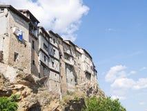 Frias, Burgos prowincja, Hiszpania obrazy royalty free