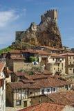 Frias castle royalty free stock photos