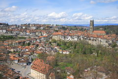 Fribourg Royalty Free Stock Image