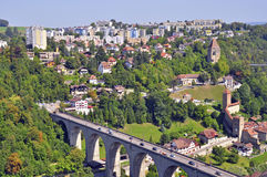 Fribourg Royalty Free Stock Images