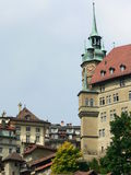Fribourg ( Switzerland ) Royalty Free Stock Photos