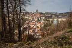 Fribourg, Switzerland Stock Image
